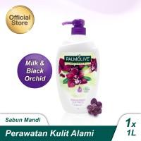 Palmolive Black Orchid & Milk Shower Gel/Sabun Mandi Susu 1L