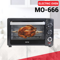 MO 666 ELECTRIC OVEN 19L