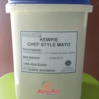Kewpie Chef Style Mayonaise 3 kg