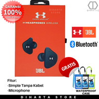 Headset Bluetooth JBL x Under Armour Earphone Headphone Wireless Murah