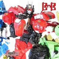 BMB (Heimanba) Dino Force Oversize Volcanicus Combiner