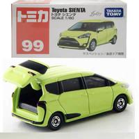 TOYOTA SIENTA no 99 Tomica Takara Tomy