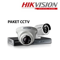 PAKET CCTV 8CH Customized 1Colorvu Out 7IN-5MP