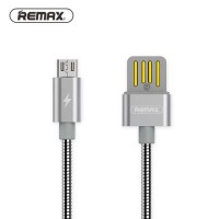 Remax Silver Serpent Kabel Micro USB - RC-080m Silver