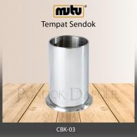 tempat sendok dan garpu stainless Mutu CBK-03