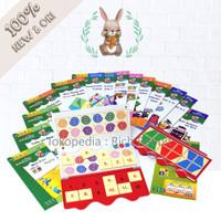 MiniLUK Brain Challenger Complete Set Mini LUK Mainan Edukasi Anak