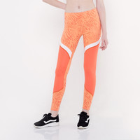 CoreNation Active Maki Legging - Orange