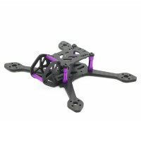 NEW 38g 135mm Wheelbase 3mm Arm Thickness Carbon Fiber Frame Kit for