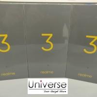 Realme 3 3/64 GB (RAM 3GB Internal 64GB) - Garansi Resmi Realme