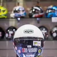 Helm Nolan N21 Visor Classic