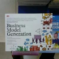buku business model generation indonesia by alexander osterwalder