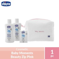 Chicco Baby Moments Beauty Zip Pink