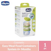 Chicco Easy Meal Food Containers System 6M+