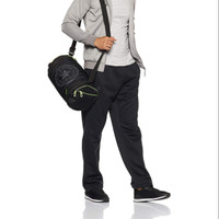 UA BLACK Training Running Pants BIGSIZE - Celana Olahraga UA JUMBO