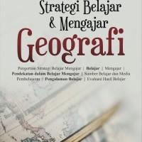 Buku Strategi Belajar Mengajar Geografi