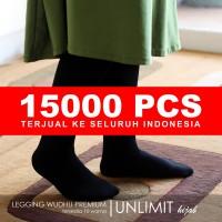 LEGGING WUDHU PREMIUM Original by UNLIMIT hijab