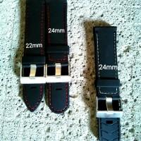 Tali jam tangan karet/rubber awet ga mudah patah
