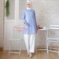 Baju Atasan Tunik Baju Atasan Wanita Muslim Tunik wanita Muslim