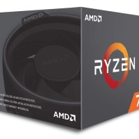 AMD Ryzen 7 2700 Processor with Wraith Spire LED Cooler - YD2700BBAFBO