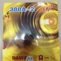 Karet bet bat tenis meja pingpong Dawei 388A-2 original alat olah
