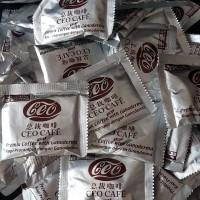Kopi Lingzhi murni CEO CAFE Premix Coffee with Ganoderma 3in1 non gula