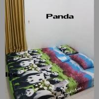 sprei homemade karakter anak SIZE 120 X 200 motif panda