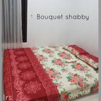 sprei homemade karakter anak SIZE 180 X 200 motif bouget shabi