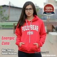 Sweater terbaru Sweater Hoodie Wanita Cantik Pull and Bear Pull & Bear