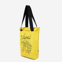 Tote Bag Shrivel Yellow