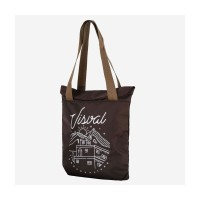 Tote Bag Shrivel Brown