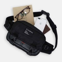 Waist Bag Flashpack Black