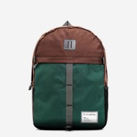 Backpack Dazzle Brown Green