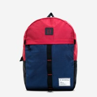 Backpack Dazzle Red Navy