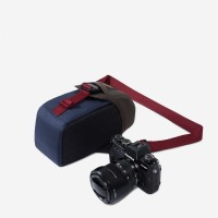 Gamma Camera Slingbag Navy Brown