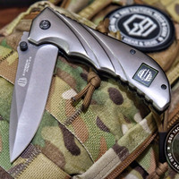 New Pisau Lipat Tactical Strider Knives FA22 Military Outdoor EDC