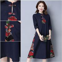 Cheongsam style women fashion