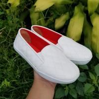 Sepatu Anak Balet Putih SDS 340