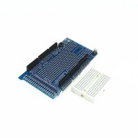 breadboard protoshield for arduino mega 2560 proto shield