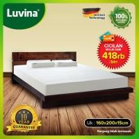 Luvina Kasur Kesehatan Natural Latex - Ukuran : 160x200x15cm