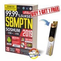 Buku 99,99% Sukses SMBPTN Soshum 2019