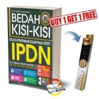 Buku Bedah Kisi-Kisi Seleksi Penerimaan Calon Praja (SPCP) IPDN