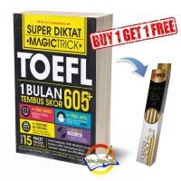 Buku Super Diktat Magic Trick TOEFL