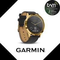 Garmin Vivo Move HR Premium Black Gold Garansi Resmi TAM 2 Tahun