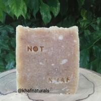 NONI ORANGE, Sabun Lulur Temugiring Vegan No Waste SLS FREE Soap