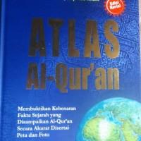 Buku Atlas Al-Quran