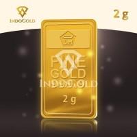 Emas Antam 2 gram Logam Mulia Garansi Uang Kembali Include Sertifikat