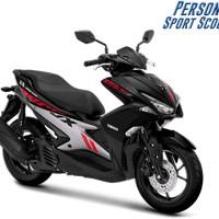 Yamaha [NEW] AEROX 155 STD - OTR JAKARTA