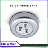 Stick Touch Lamp LED Lampu Sentuh