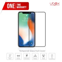 Tempered Glass iPhone X - UBOX 3D Full Covered - Anti Glare