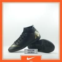 0270ef970 Sepatu Futsal Nike Superfly 6 Academy IC Original Black - Futsal Anak